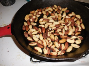 Toasted Brazilian Nuts
