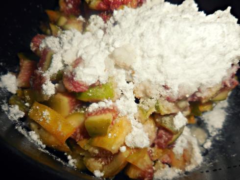 Powdered Figs