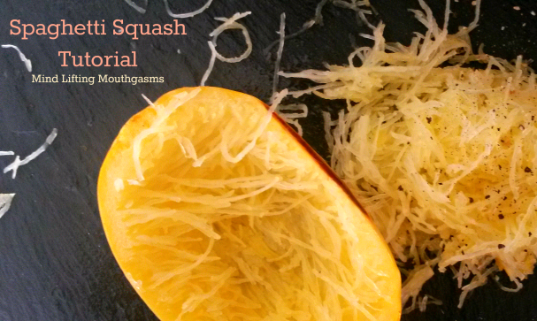 Spaghetti Squash Tutorial