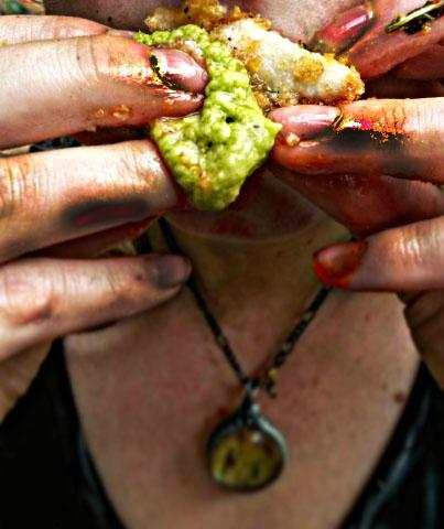 Zombie fingers 2