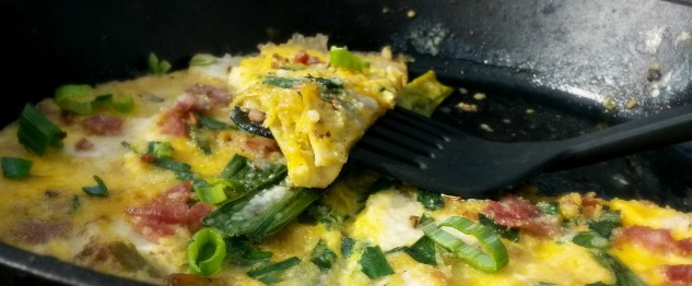 Bacon and Egg Skillet MLM