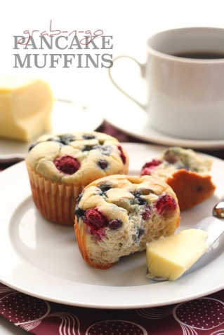Pancake Muffins All Day I Dream About Food